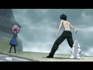 отрывок из аниме хвост феи  (1 сезон 25 серия)