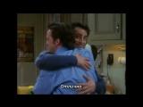 Мэтт и Мэттью опять обнимаются! Неудавшиеся дубли сериала Друзья!