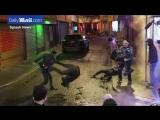 Видео со съемок «Джона Уика»
