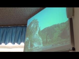 Гриша Бибик поет песню Родина