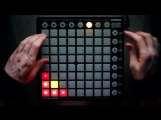 Музыка- на Launchpad  (6 sec)