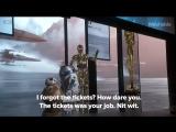 Дроїди зі Star Wars на Оскарі-2016