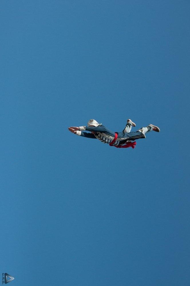 Афиша Хабаровск Игры с гравитацией.