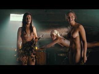 Русская баня или красота обнажённого женского тела!