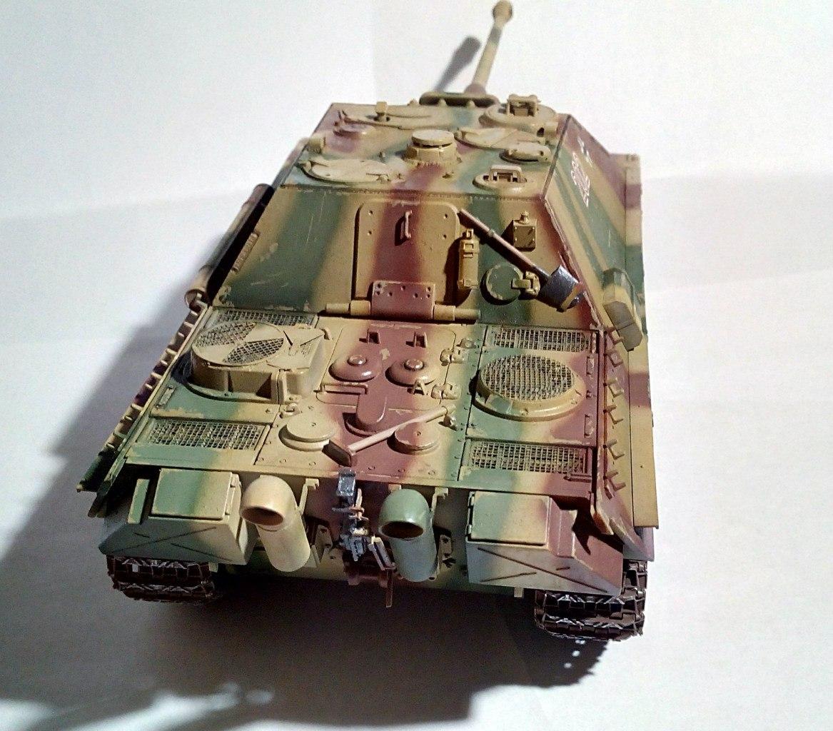 Jagdpanther (Late\поздний вариант) (Tamiya 35203 1/35) MvedcBtSmV0