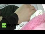 В Сирии новорожденную девочку назвали Россией