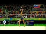 Рио 2016 Художественная гимнастика Финал Яна Кудрявцева Булова
