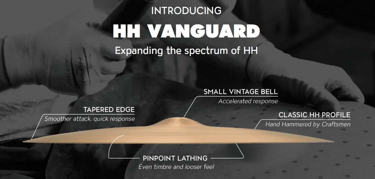 Sabian HH Vanguard