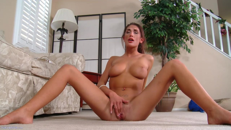 August Ames-solo-2