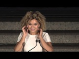 2015 Angels in Adoption Gala - Rachel Crow's Acceptance Speech