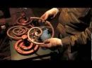 2001 представляет кузнечное оборудование для холодной ковки металла. Для малого бизнеса.