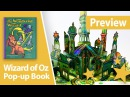 Preview: Wizard of Oz Pop-Up Book by Sabuda (short version)