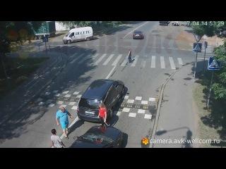 Неудачный день у водителя из города Люберцы