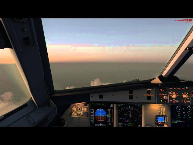 FSX Airbus A320 Skiathos LGSK Vienna LOWW