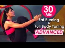 30 Min Fat Burning Full Body Toning Workout (Advanced ) – Bipasha Basu Fit Fabulous You
