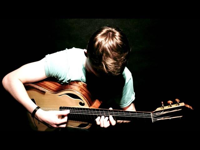 Lukasz Kapuscinski - Lady Joan (Medieval/Celtic Guitar Music) - My first composition...