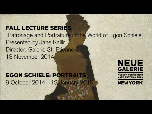 Patronage and Portraiture in the World of Egon Schiele