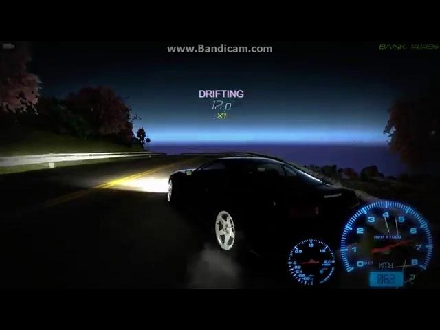 300HP Non Turbo Supra[Drift Street Japan]by Max Shestunov
