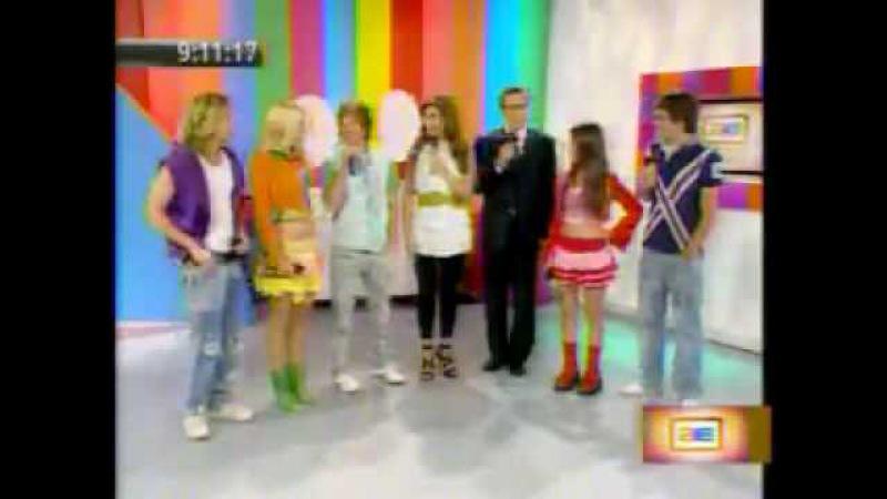 Teen-angels.fan-club.it Los TeenAngels en Perù