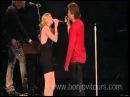 Bon Jovi ft. LeAnn Rimes - Till We Ain't Strangers Anymore (Nashville, April 24, 2008)