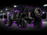 Шедевры внедорожного авто тюнинга на шоу Tuning Show 2016