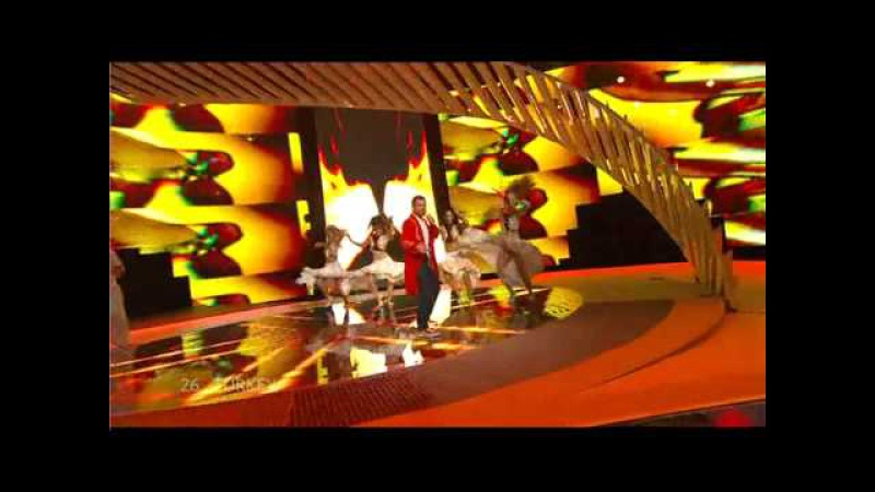 Eurovision 2007 Semi-Final 26 - Kenan Doğulu - Shake It Up Şekerim - Turkey