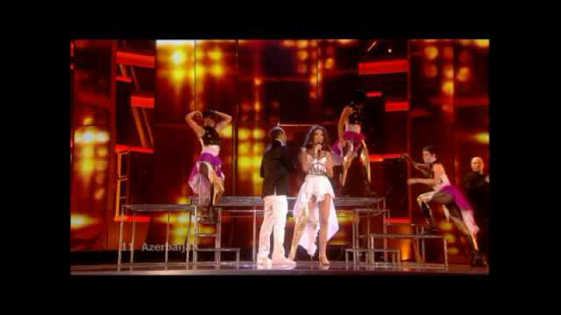 Eurovision 2009 Final 11 Azerbaijan *AySel Arash* *Always* 16:9 HQ