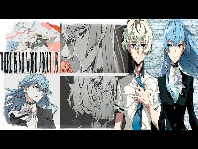「AMV」- Кизнайвер / Связанные -[Кацухира и Норико]-Ни слова о нас