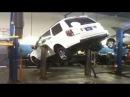 🔴 Случаи на подъемниках в автосервисах, Юмор Надежное оборудование для автосервиса
