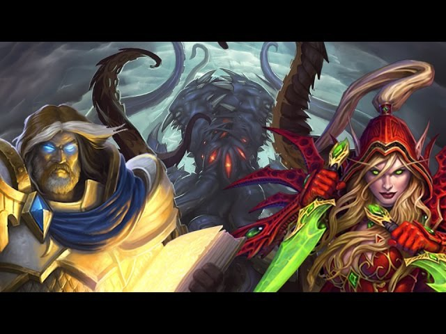 (Hearthstone) N'Zoth Battle - Kibler VS Hotform