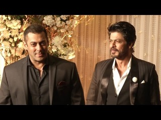 Salman Khan, Shah Rukh Khan and more at Karan Singh Grover-Bipasha Basu Wedding Reception   Part 3