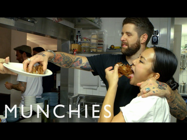 Smoked Meats, Late Night Chinese and Lap Dancing: Chef's Night Out in Sydney with Mitch Orr