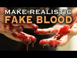 Make Realistic Fake Blood in 60 Seconds