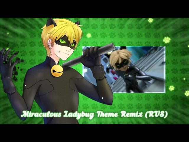 【デュオ】Miraculous Ladybug theme FULL REMIX -RUS-【PROMO VID】