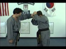 Hapkido Hair Grab Techniques 1 and 2