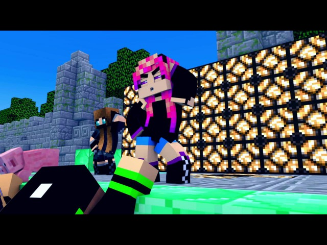 Minecraft Song and Minecraft Animation Gold Digger Top Minecraft Songs by Minecraft Jams