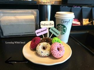 Mini Donuts Amigurumi : ?????: Amigurumi/Loomigurumi