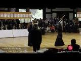 Kendo Nito vs Jodan, Kyoshi no Bu, 112th Enbu Taikai