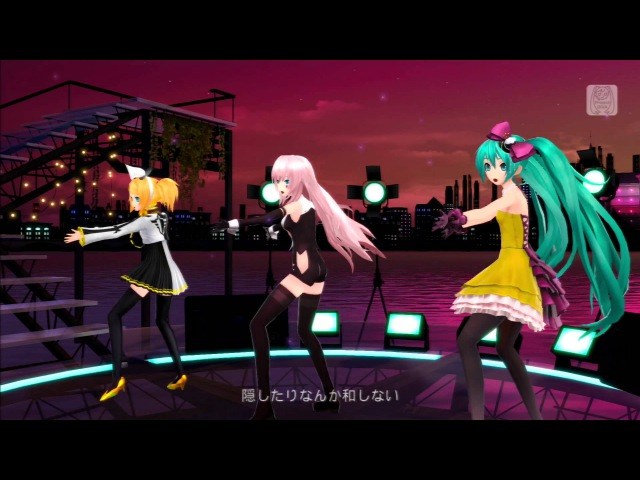 Project DIVA F 2nd [EDIT PV] 威風堂々-Pomp and Circumstance-