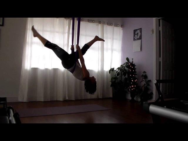 Yoga with Larisa: Aerial Yoga