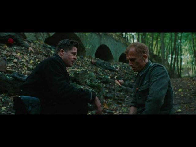 Inglourious Basterds - Baseball Bat Scene - I Respectfully Refuse, Sir! - Full HD