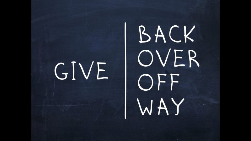 Фразовые глаголы Give back, Give over, Give off, Give way. Простой Английский