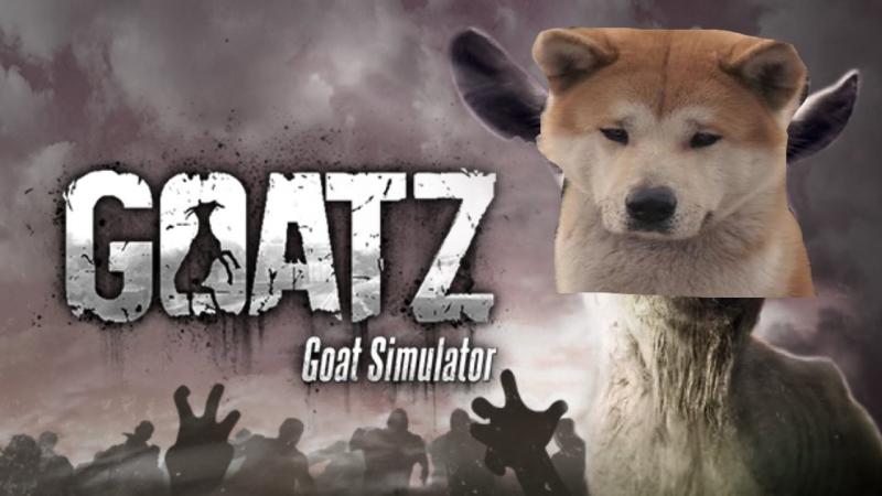 GOATZ-!Странный козел!
