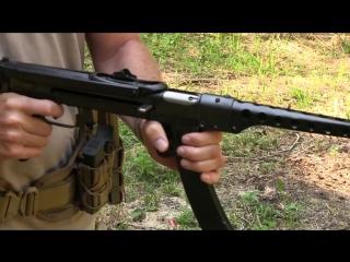 польский ппс-43-стрельба