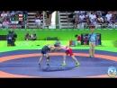 РИО 2016 86 кг 1 8 финала Збигнев Барановский Польша Сандро Аминашвили Грузия