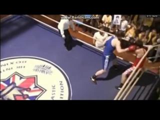 Брюс Ли против Дэвида Кефера(Вин чунь VS Бокс).