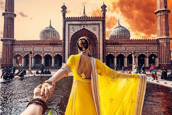 самостоятельные путешествия по Индии