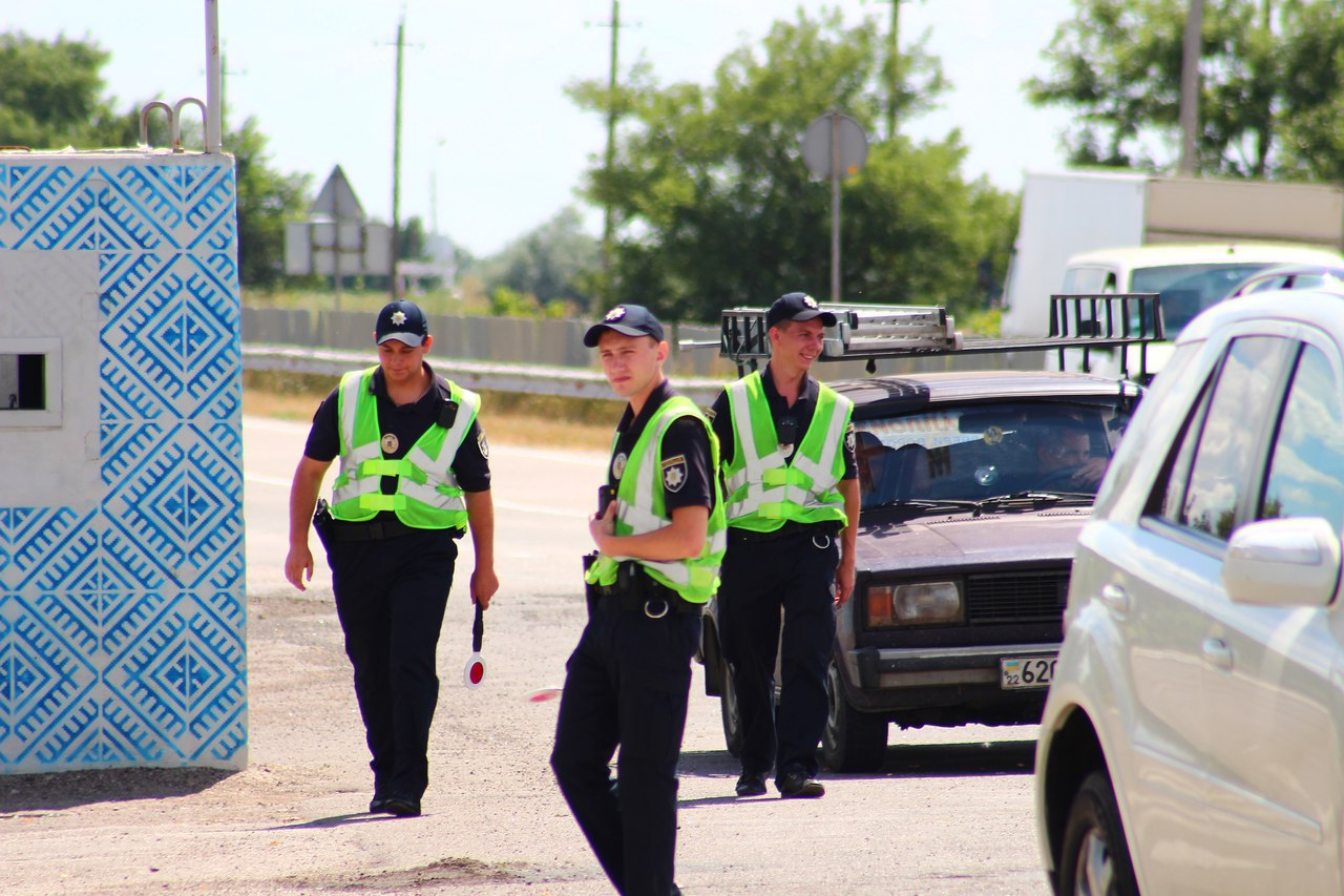 Новая Полиция «забила» на беспредел своих сотрудников  по поводу препятствия журналисту