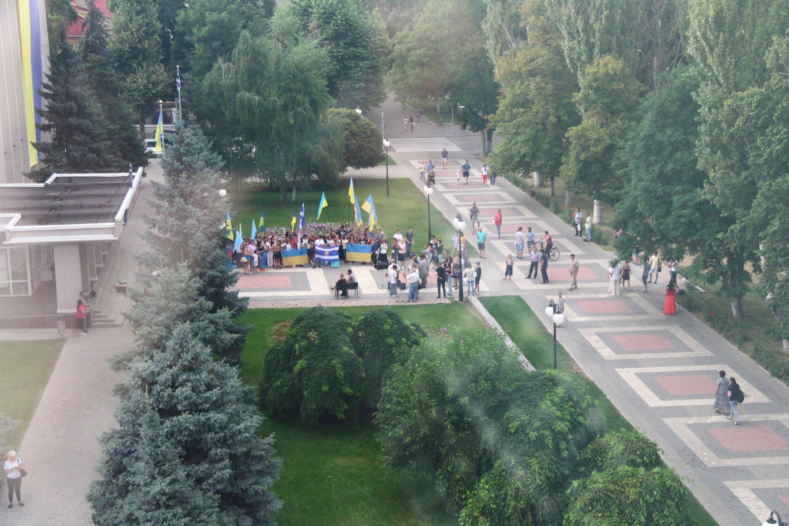 Мэр Херсона и Гандзюк пытаются обмануть всю Украину фальсификацией Евровидения