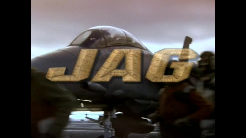 JAG Военно Юридическая Служба. 1 сезон 1-2 серия